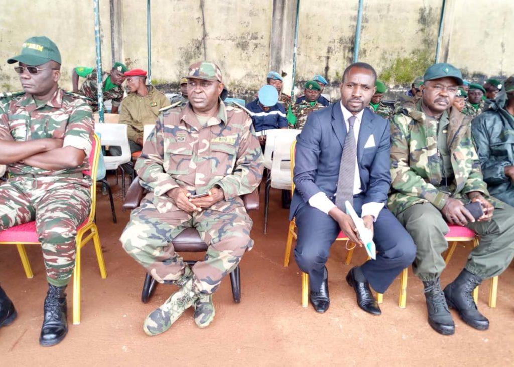 L'IAI-Cameroun forme les hommes en tenues du Nord Ouest