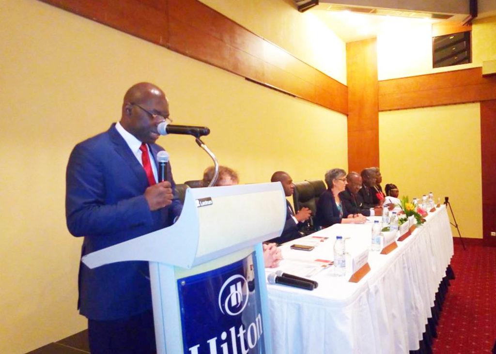 Lancement officiel au Hilton Hôtel de la délocalisation sous régionale de l'ENAP.