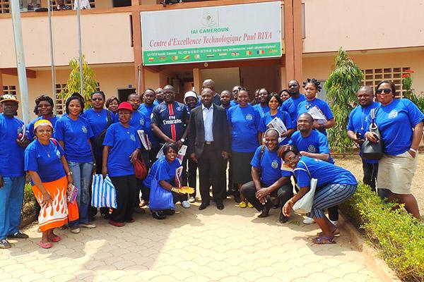 Les actions multiples de l'IAI-Cameroun