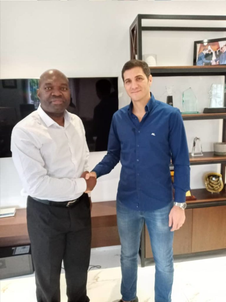 Fugepac et Burotop Iris coalisent à Brazzaville
